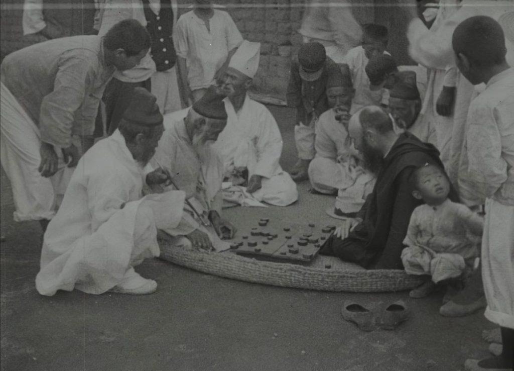 Auf dem koreanischen Missionsfelde [On the Korean Mission Field] (DE  - 1927) di Norbert Weber - Credit: Korean Film Archive, Seoul
